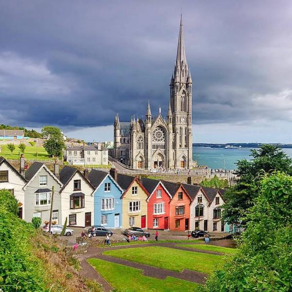 İRLANDA'DA İNGİLİZCE